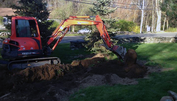 Excavation Services Newtown CT